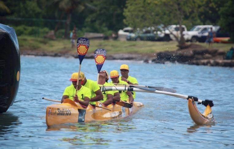 Le marathon va'a Polynésie la 1ère annulé