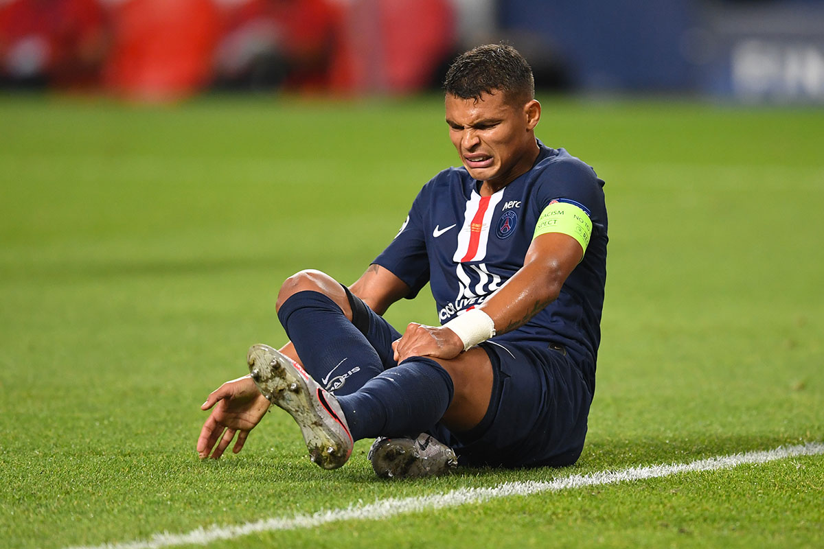 Foot: l'ancien Parisien Thiago Silva signe à Chelsea pour un an