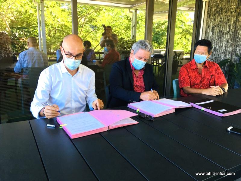 ADT garde la gestion de Rangiroa, Raiatea et Bora Bora