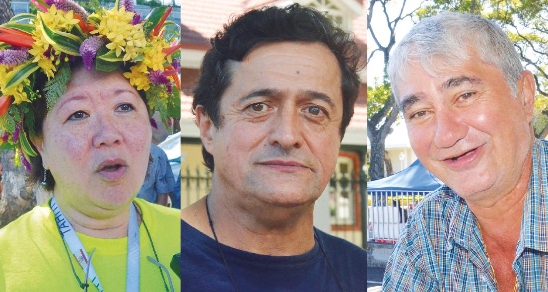 Trois syndicalistes candidats à la présidence du Cesec