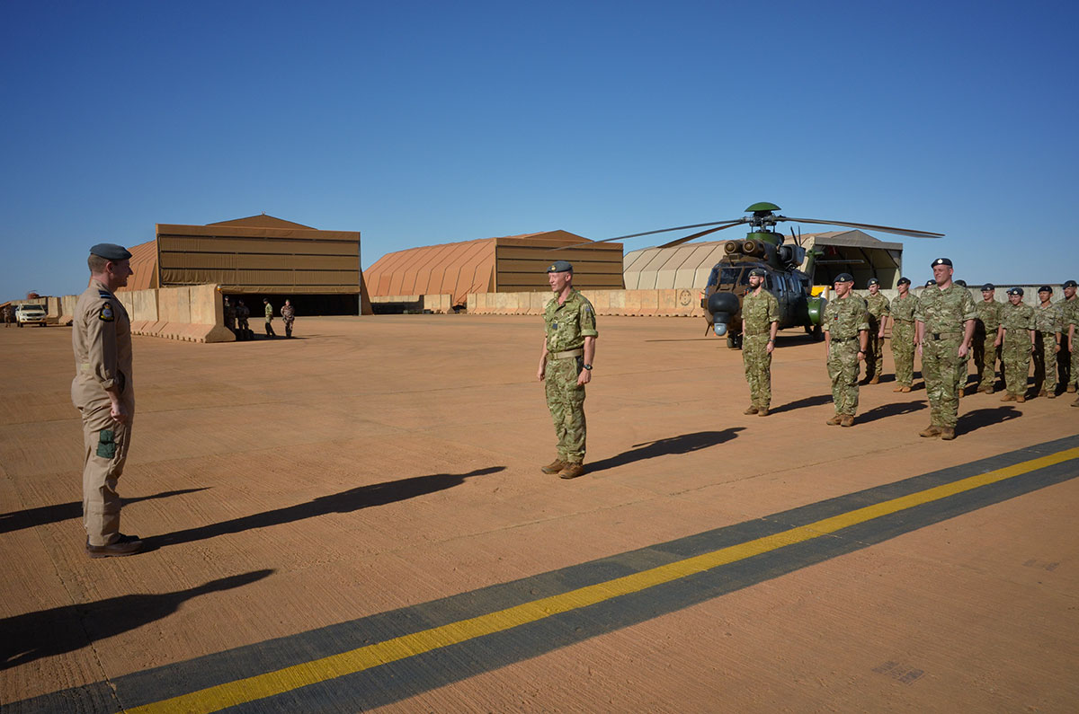 Mali: un civil tué par des soldats français dans un incident impliquant un bus