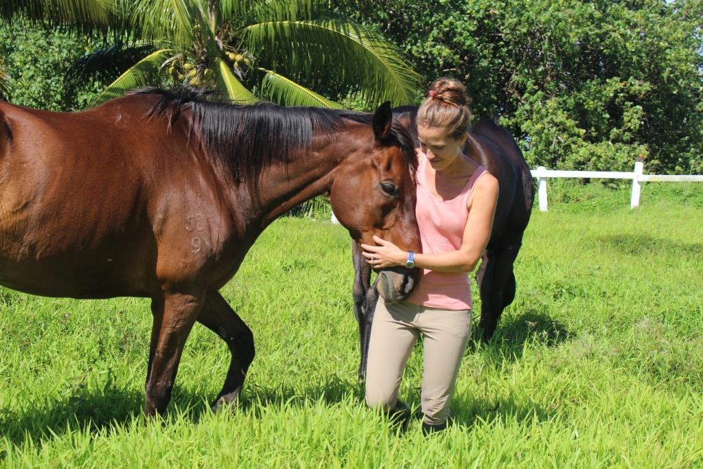Jessica Deschamps : « travailler avec des chevaux, c'était mon rêve »