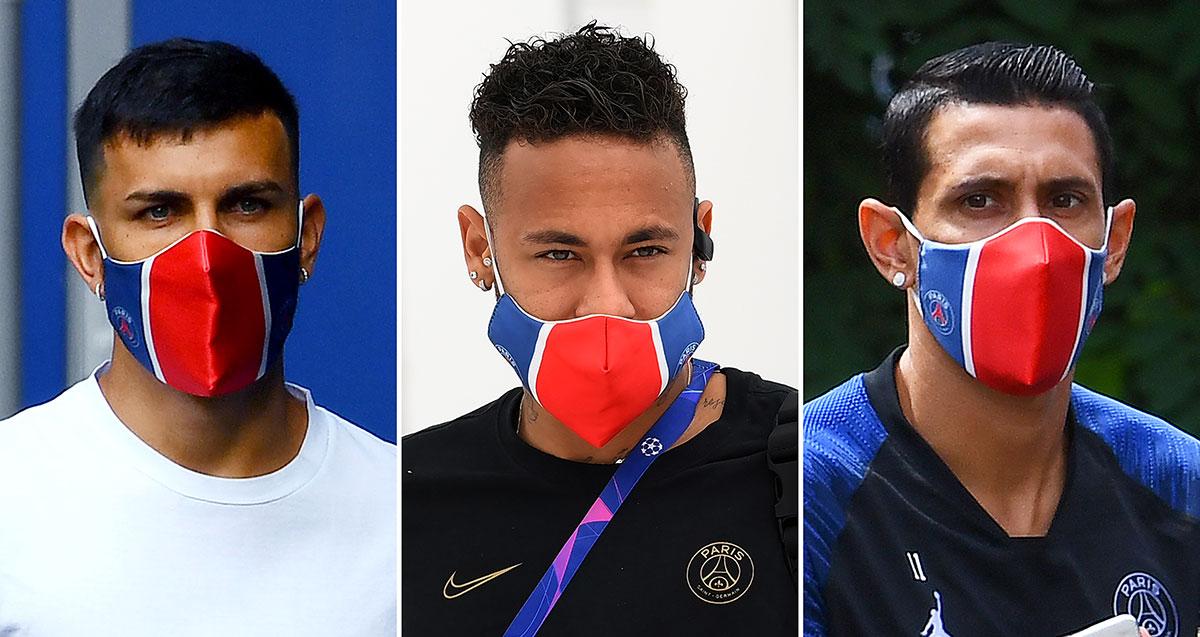 Coronavirus: le PSG et Neymar rattrapés par la pandémie
