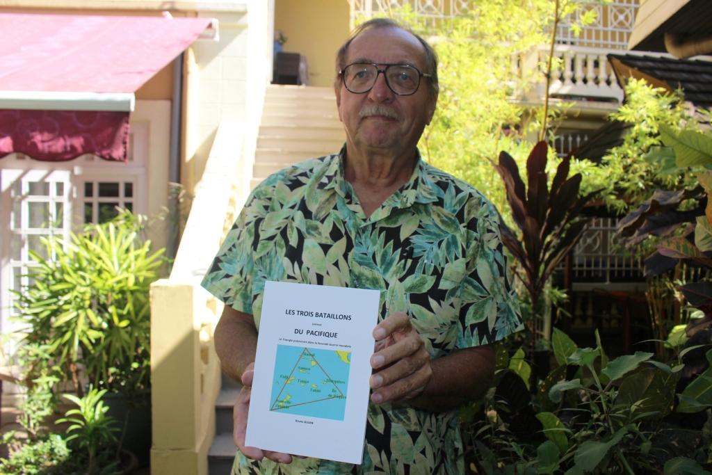 Un livre original sur les bataillons venus du Pacifique