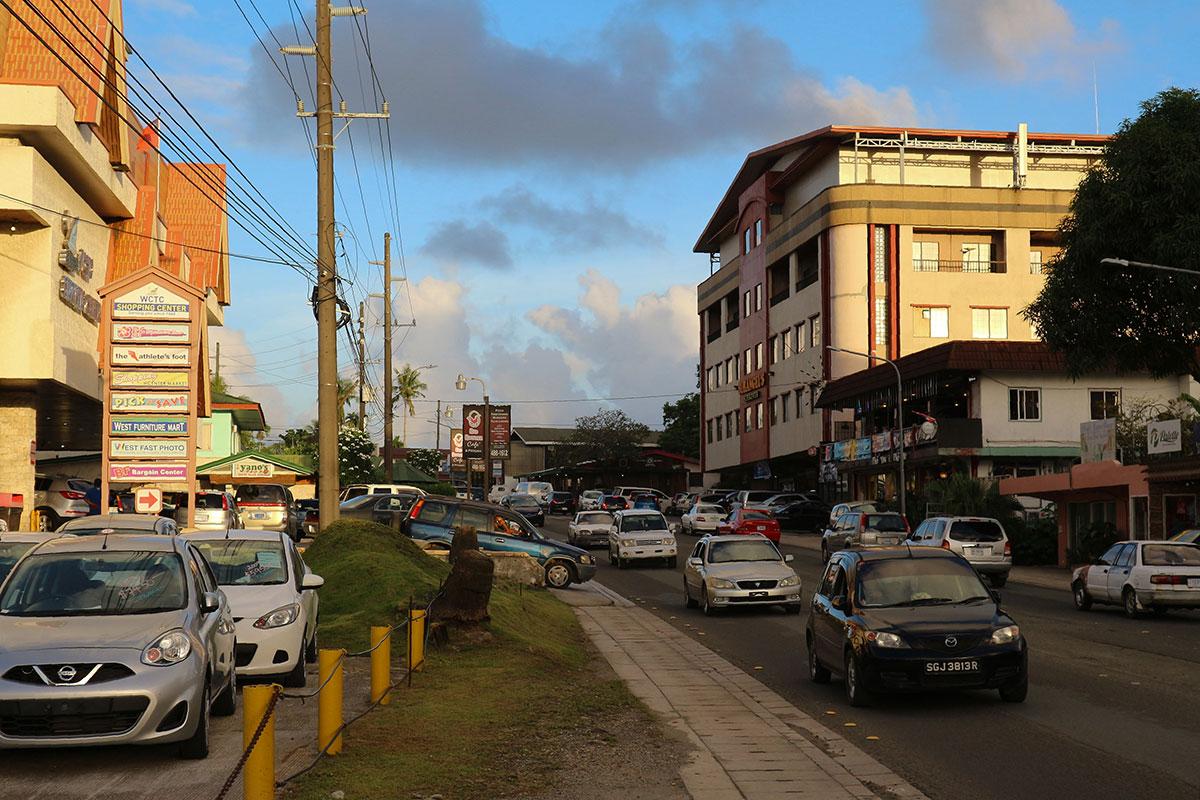 Les Palaos demandent à Washington d'installer une base militaire dans l'archipel