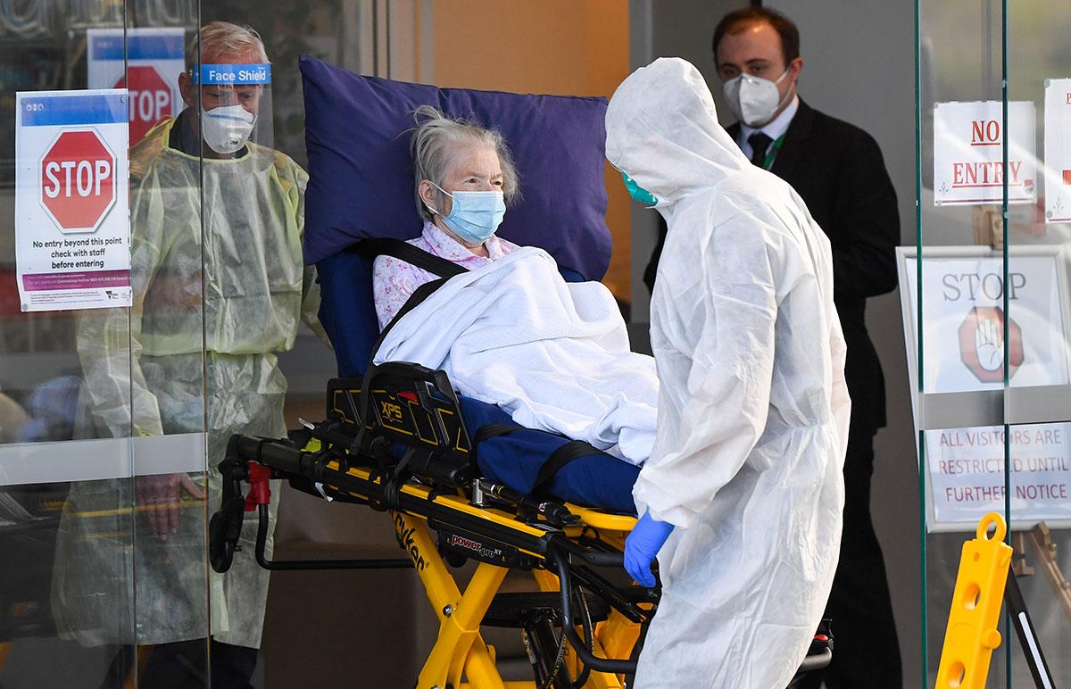 Nouvelle-Zélande: premier mort du coronavirus en plus de trois mois
