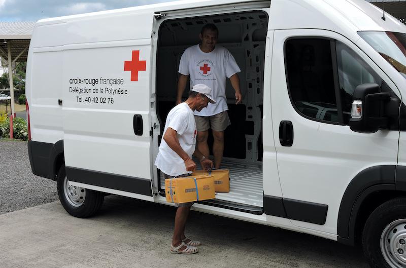 Déjà 10 millions pour la Croix-Rouge grâce aux amendes du confinement