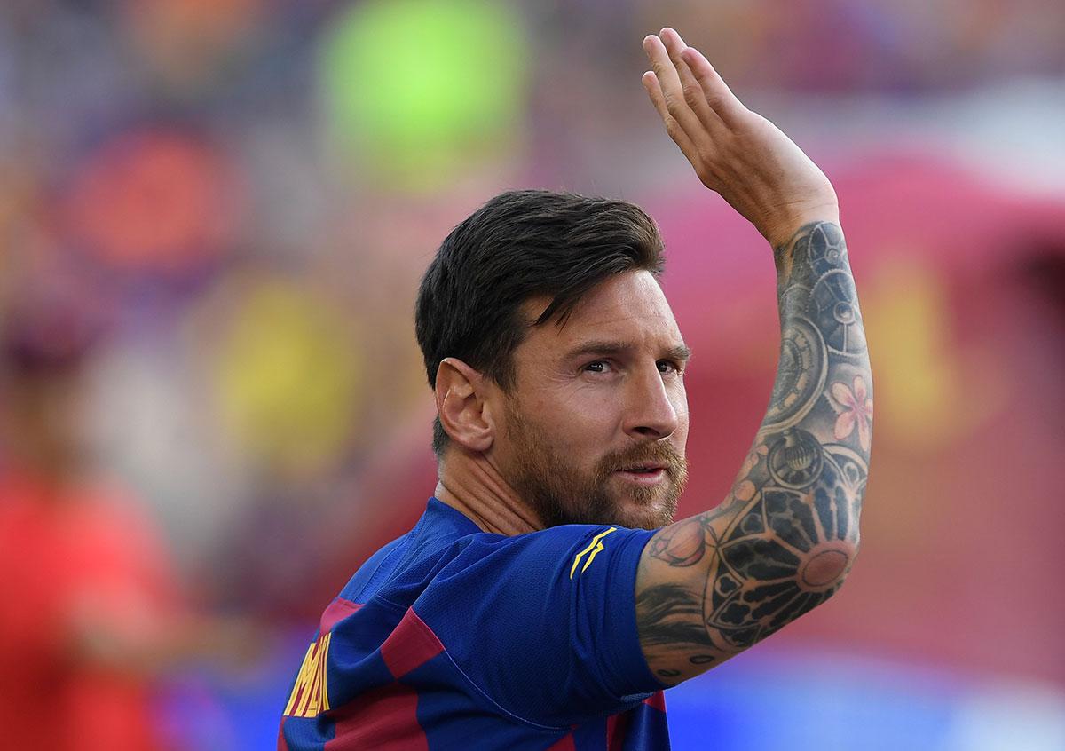 Messi: l'union avec le Barça continue mais l'amertume s'installe
