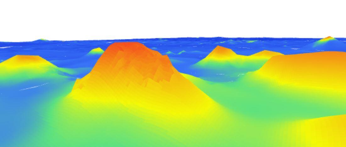 Ce que cachent nos monts sous-marins polynésiens