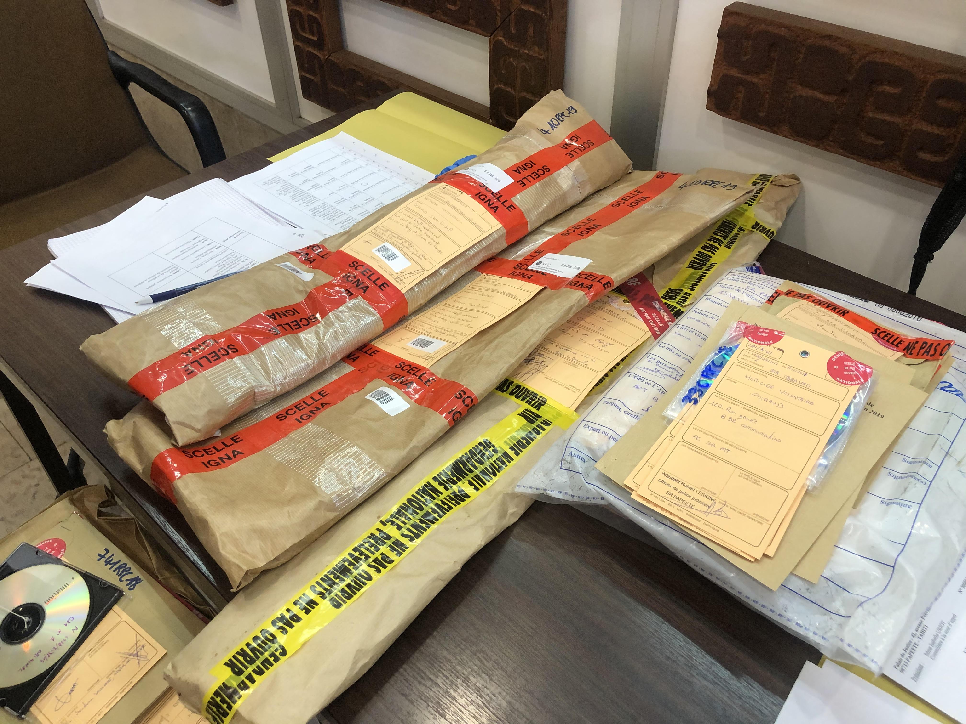 L'accusé de Toahotu met le crime sur le compte de la drogue