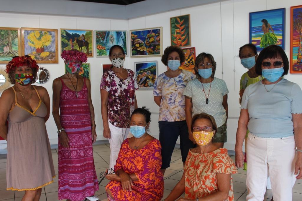 Te Anuanua art : la beauté pour thème