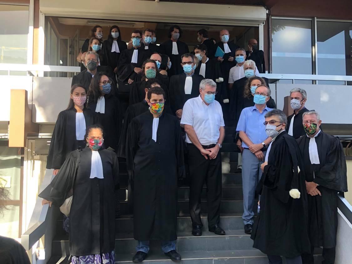 Hommage à l'avocate turque Ebru Timtik