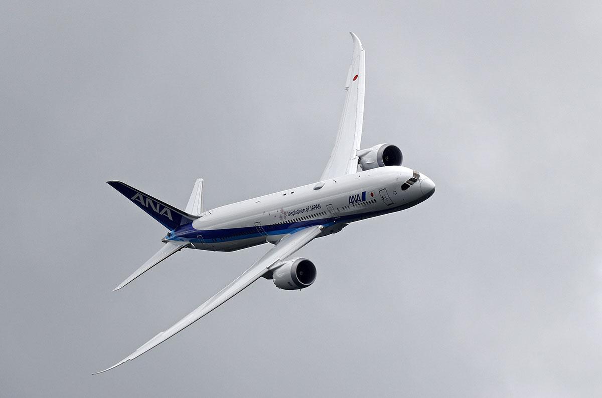 Le régulateur américain enquête sur des défauts de fabrication du 787 Dreamliner