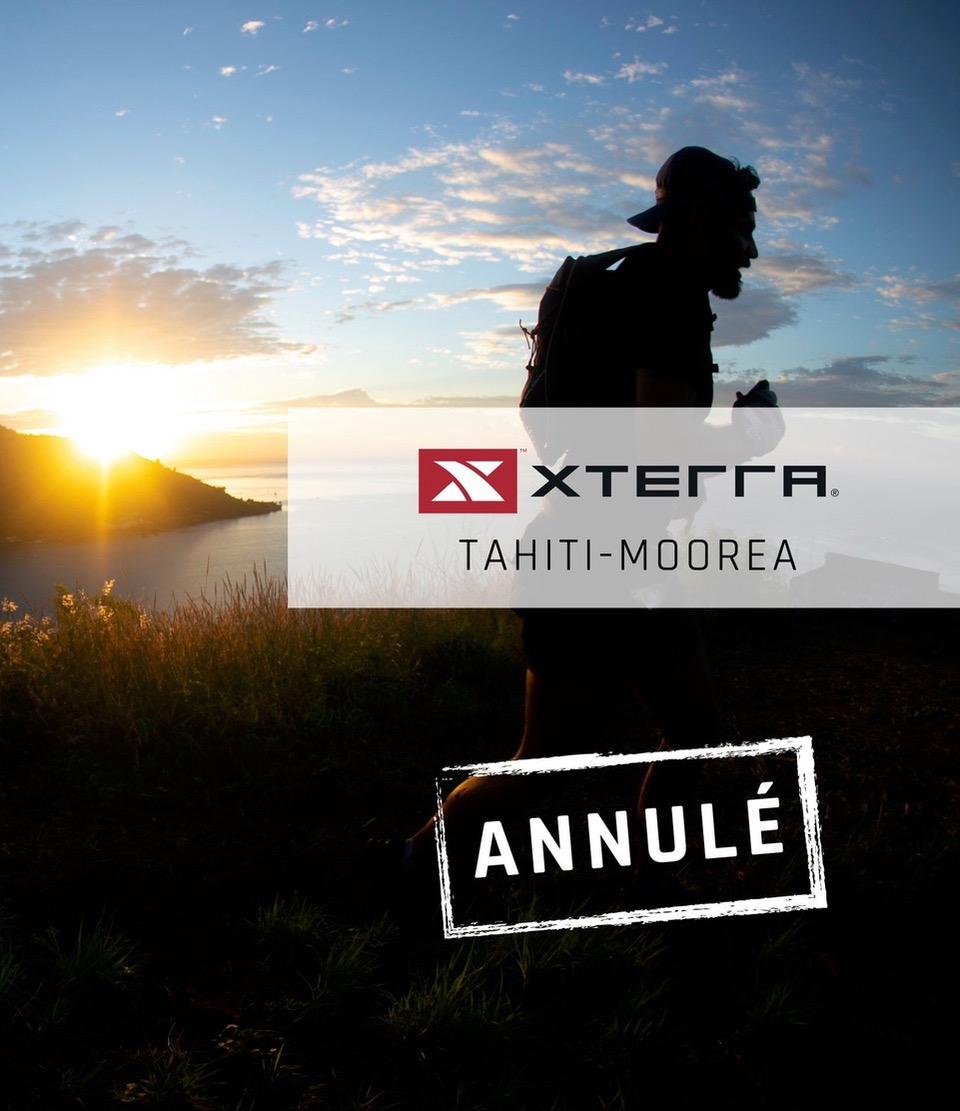 Pas d'édition 2020 pour l'Xterra Tahiti