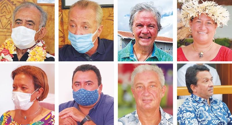 Treize candidatures aux sénatoriales déposées en Polynésie