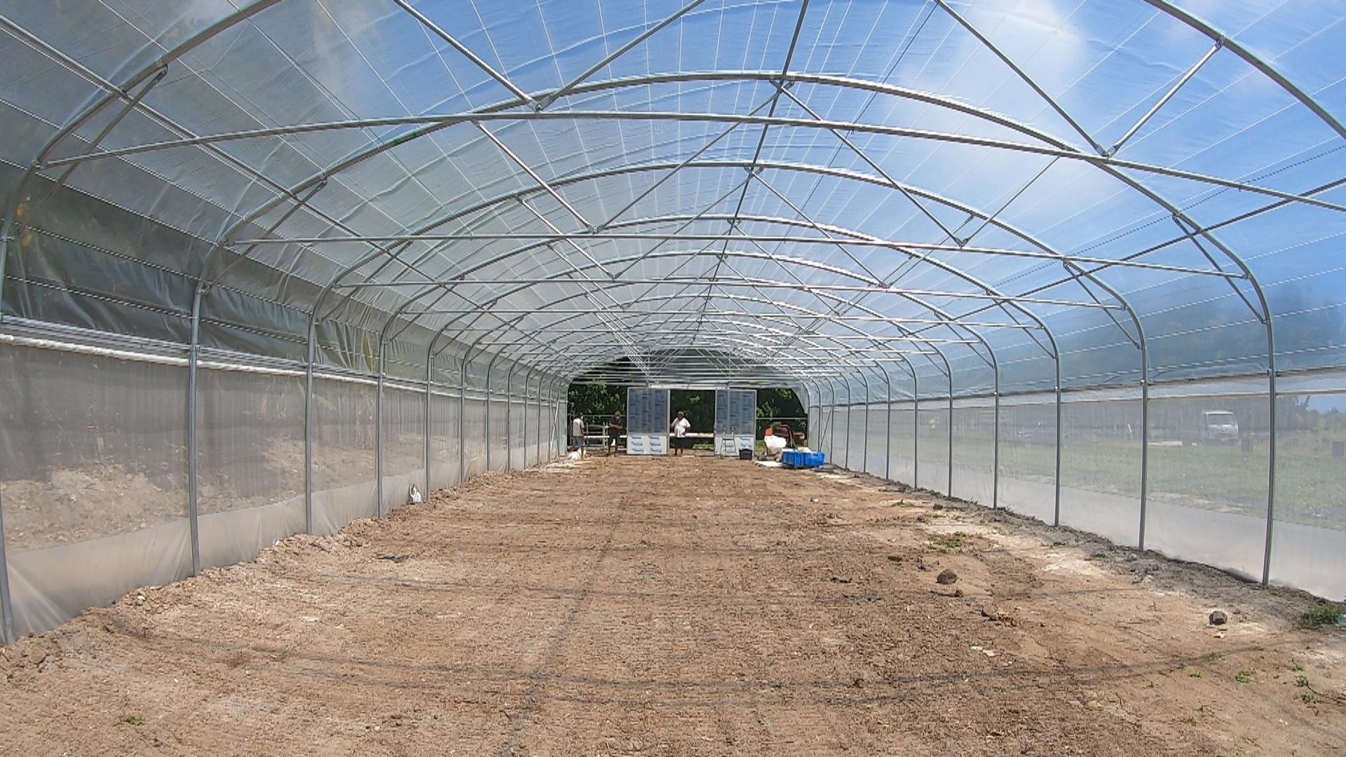 Des projets pilotes pour l'agriculture