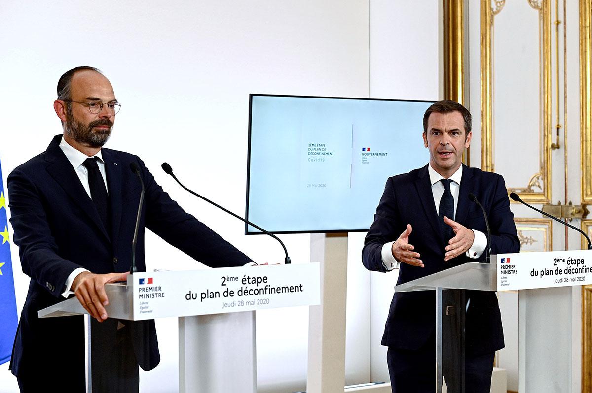 Les deux jeunes ont rédigé la plainte contre l'ex-Premier ministre Edouard Philippe et le ministre de la Santé Olivier Véran en 48 heures (photo d'archives).