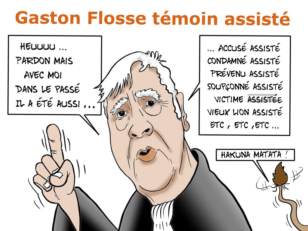 """""""Assisté"""", par Munoz"""