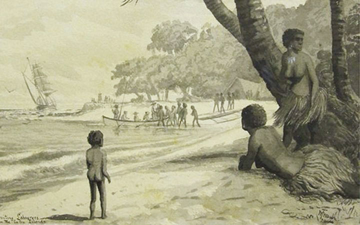 Qu'on l'appelle blackbirding ou trafic d'êtres humains, l'enrôlement de main-d'œuvre dans les îles du Pacifique Sud s'apparenta plus à de la traite négrière qu'à des embauches légales.