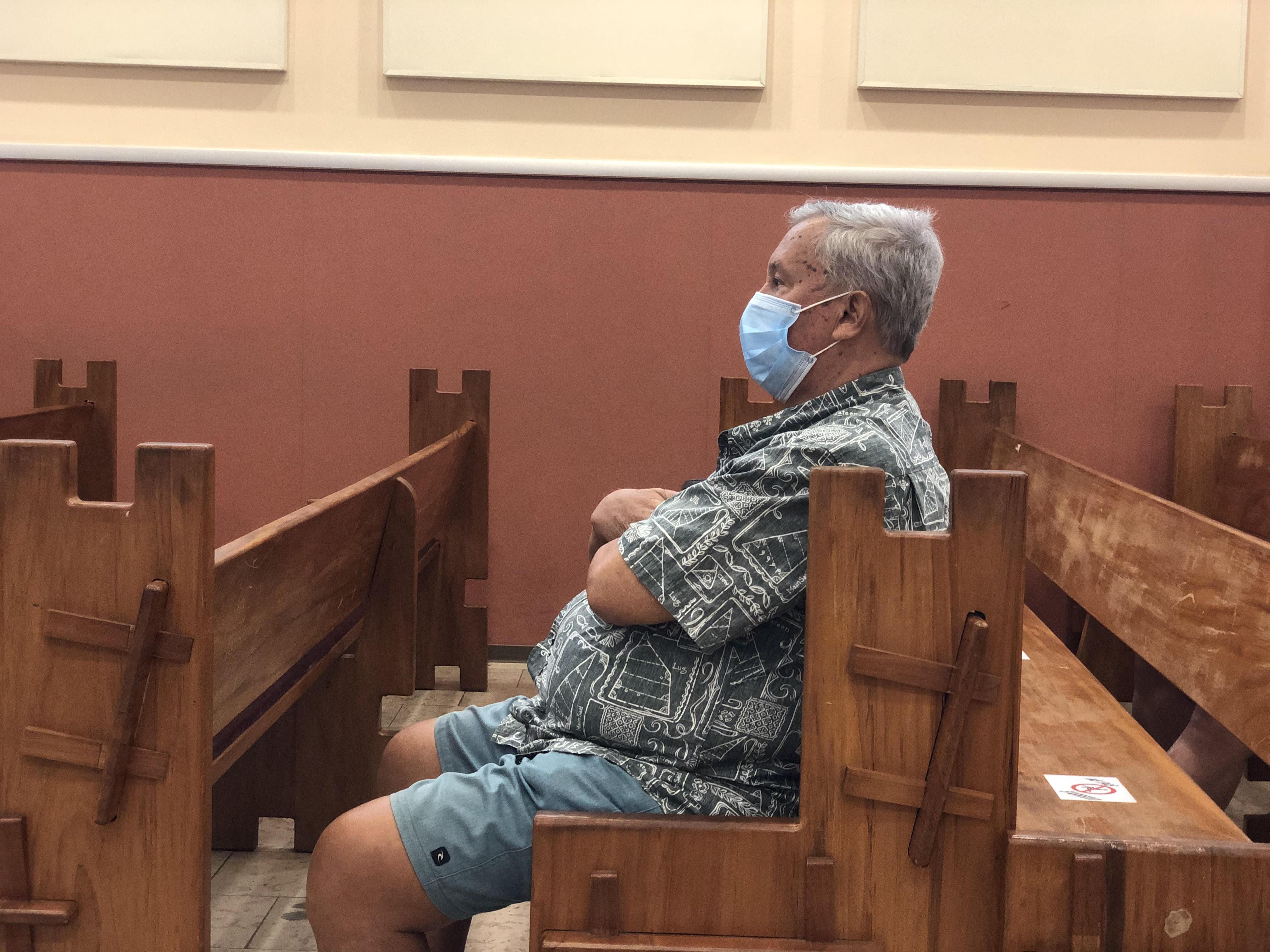 Faux : Coco Taputuarai conteste la lourdeur de sa peine en appel