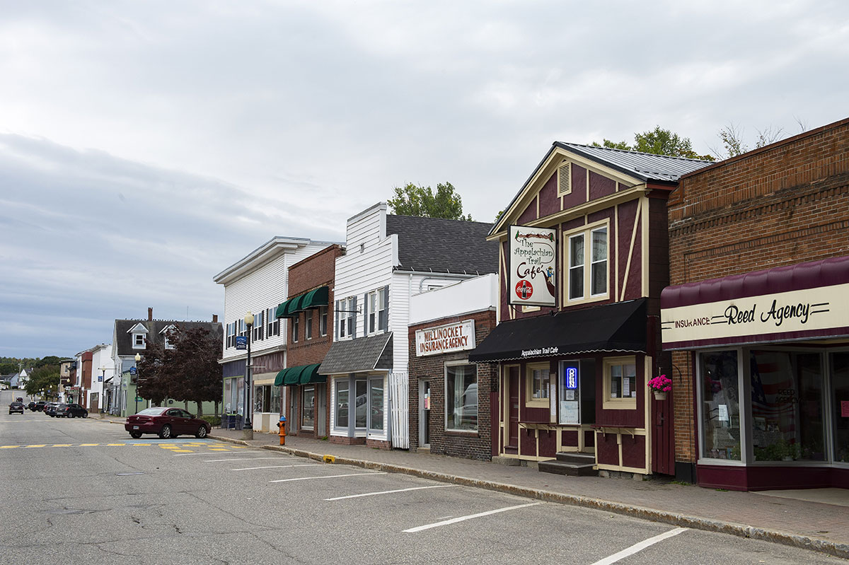 """le petit Etat américain du Maine, proche du Canada, a connu un évènement """"ultra-propagateur"""" du Covid-19, qui a rappelé les dangers du virus à une région qui pensait que le pire de l'épidémie était derrière elle."""