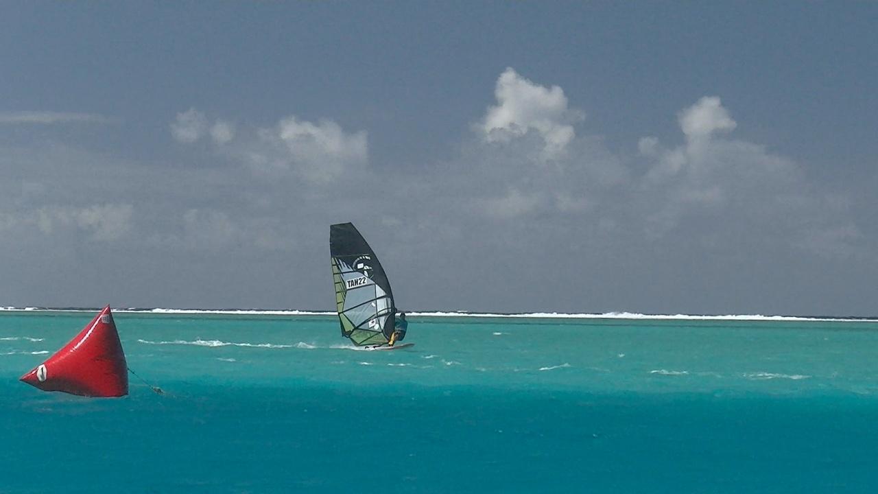 Windsurf - Les Boosie survolent la reprise