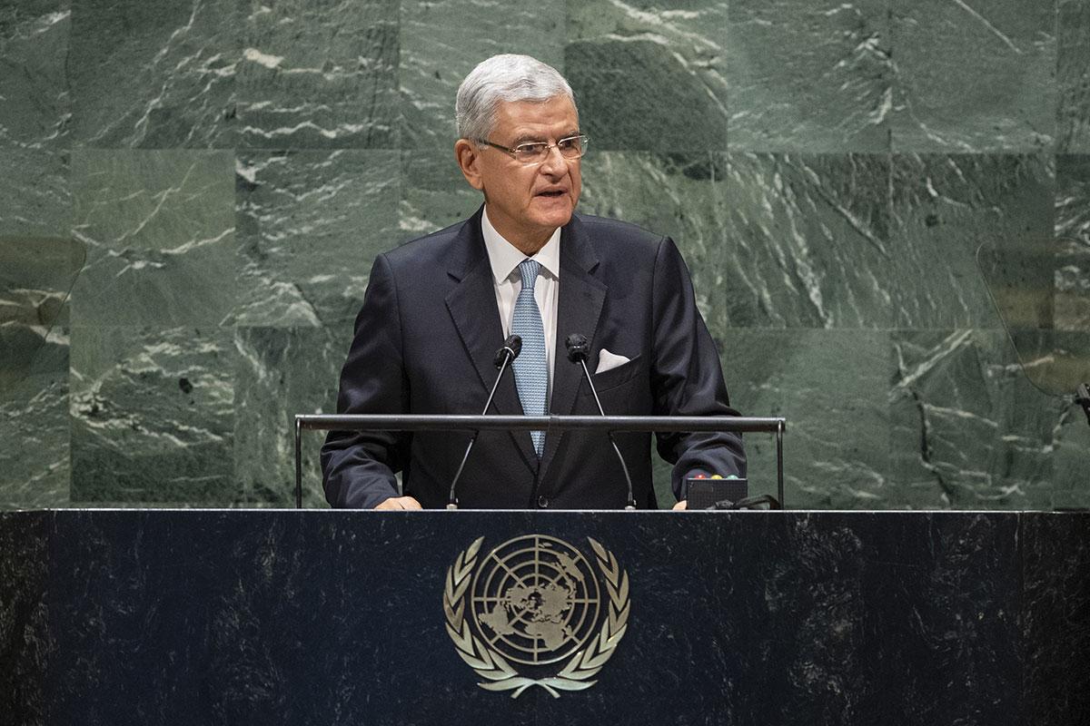 Dirigeants trop bavards: l'ONU interrompt son sommet-anniversaire