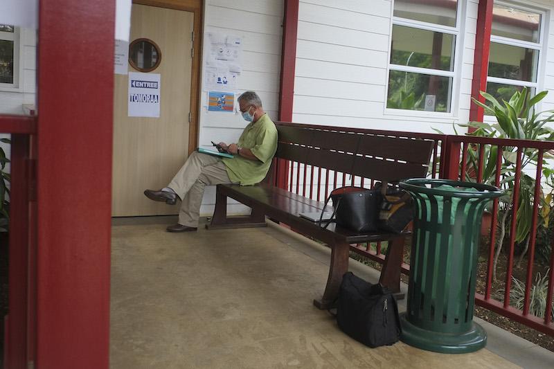 Jean-Paul Le Caill relaxé dans l'affaire de l'Equipement à Moorea