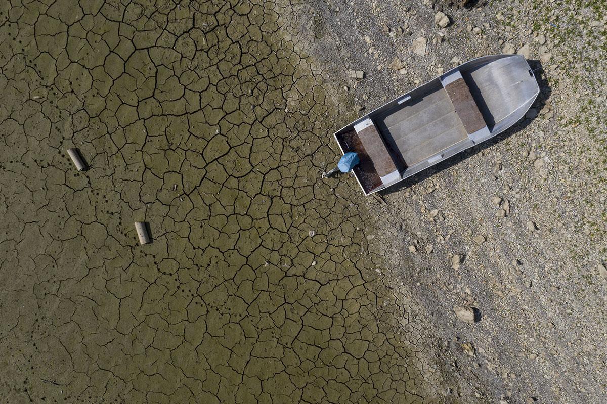 L'été 2020, le plus sec depuis le début des mesures