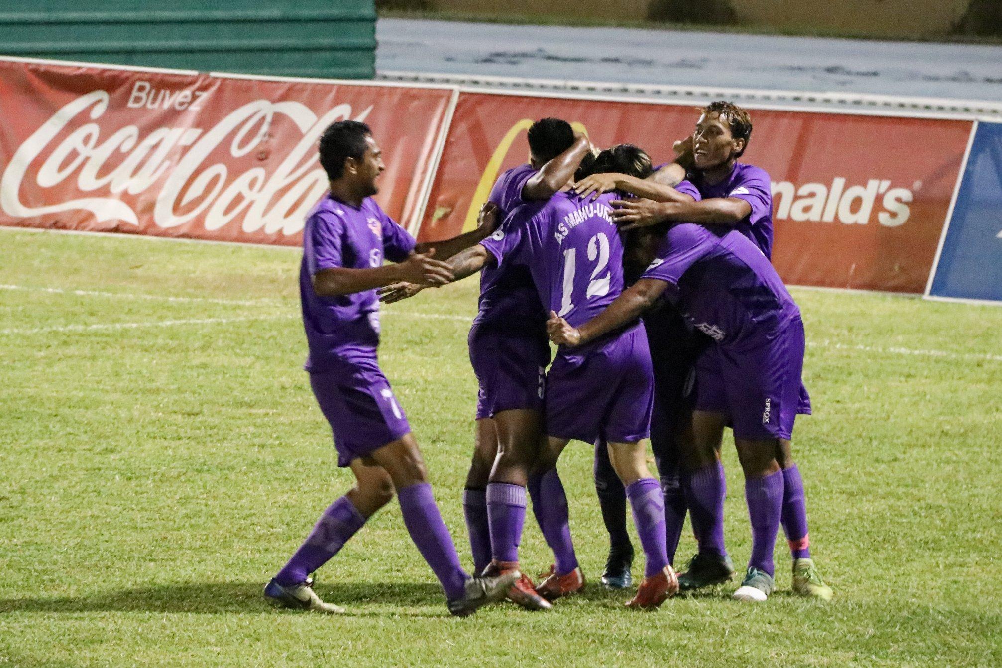 """""""On a eu des départs de joueurs pour diverses raisons. Mais il faut avancer et reconstruire au plus vite une équipe"""", insiste Tetahio Auraa, nouveau président de l'AS Manu Ura."""