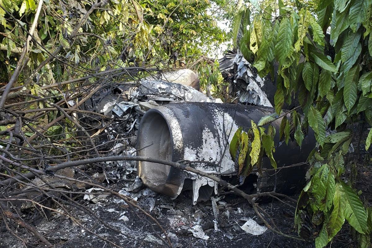 Guatemala: 4 morts dans le crash d'un avion transportant de la drogue