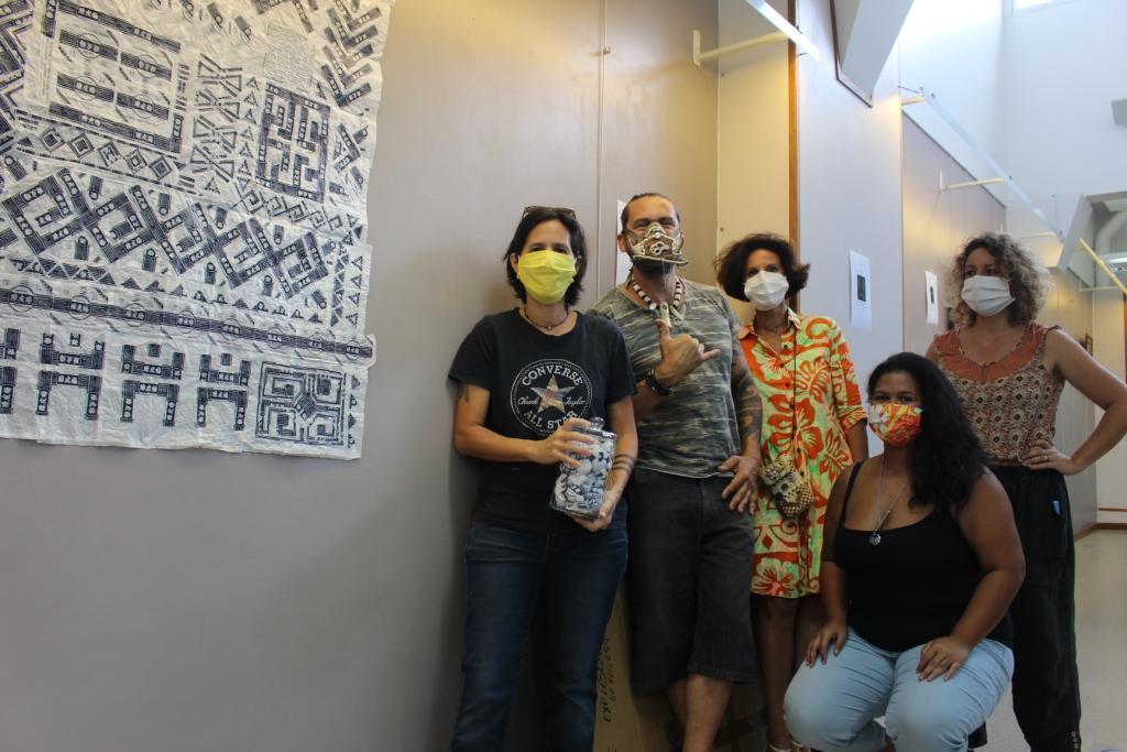 L'art contemporain investit la bibliothèque universitaire