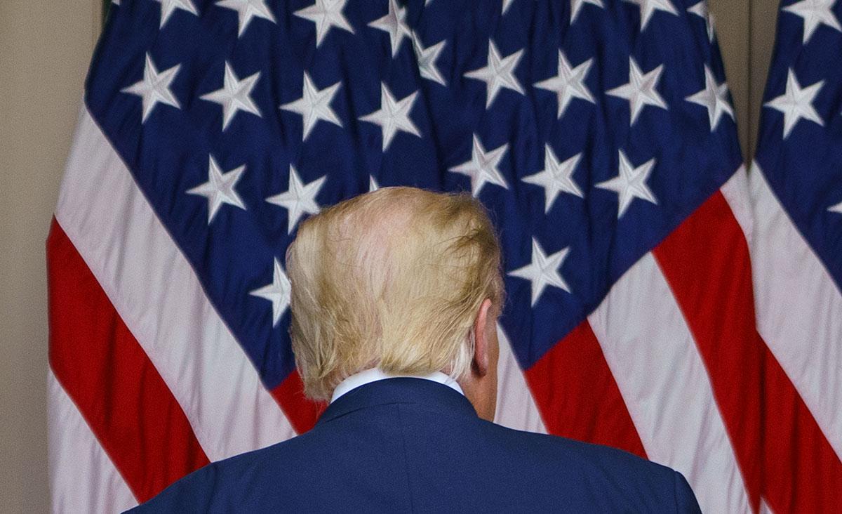 Révélations explosives sur les impôts de Trump avant son débat face à Biden
