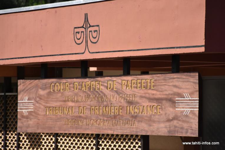L'ex-comptable du CE de Polynésie la 1ère condamnée