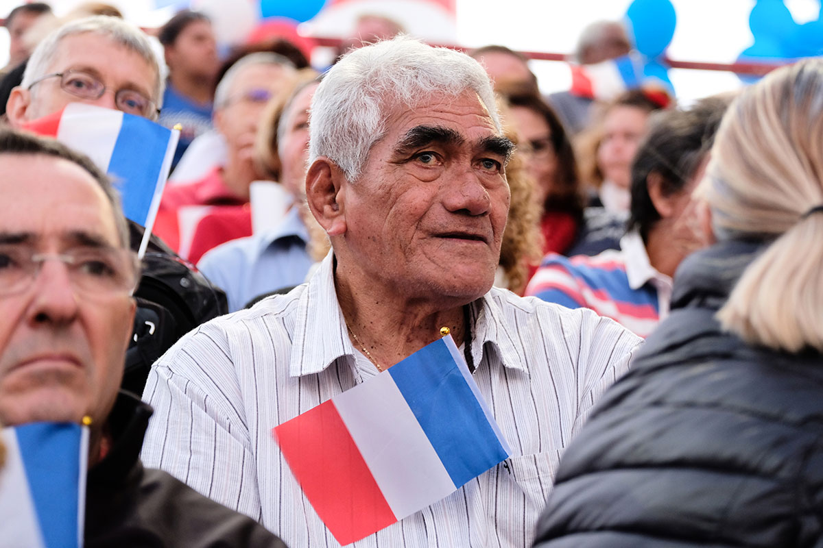 France ou indépendance : fin de campagne binaire avant le référendum de Nouvelle-Calédonie