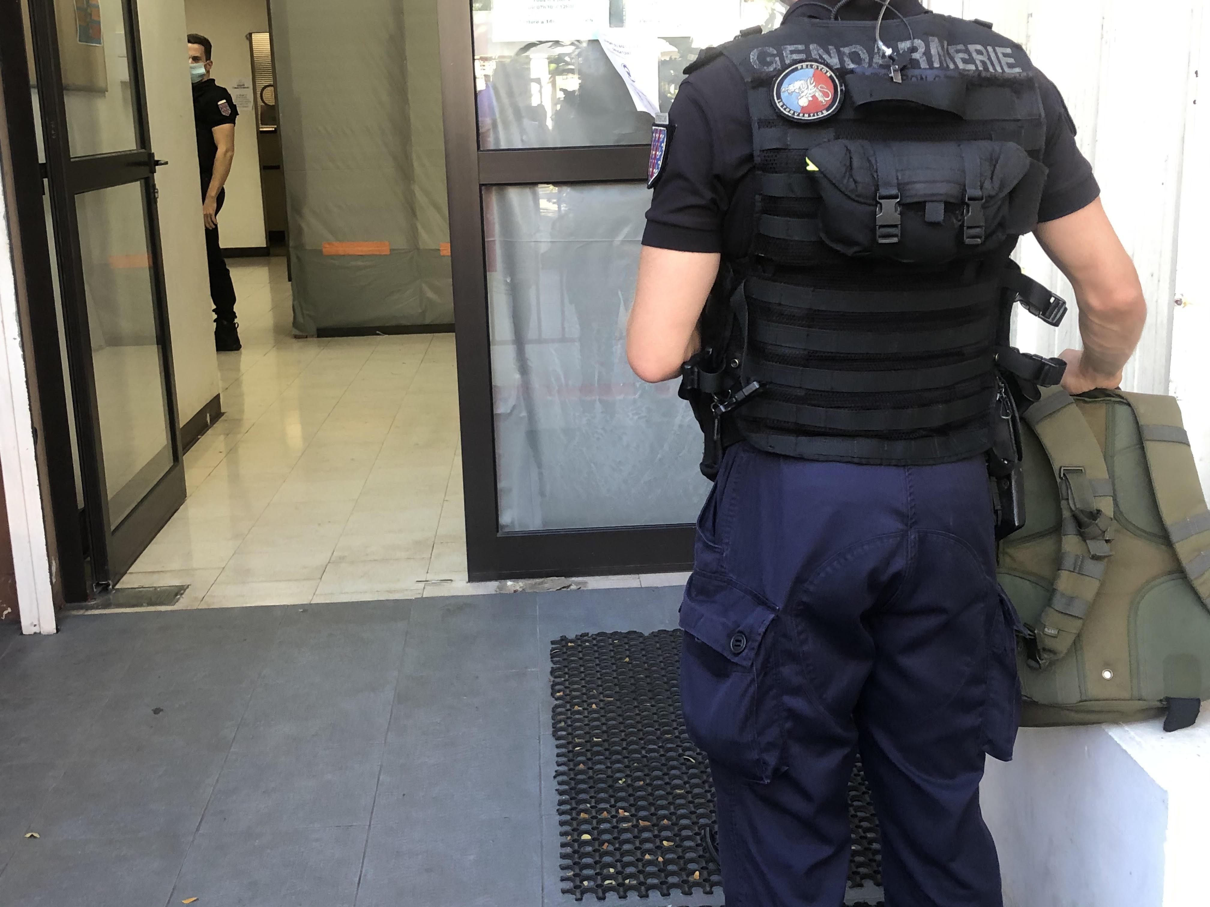 Un dealer de Faa'a percute un gendarme en scooter