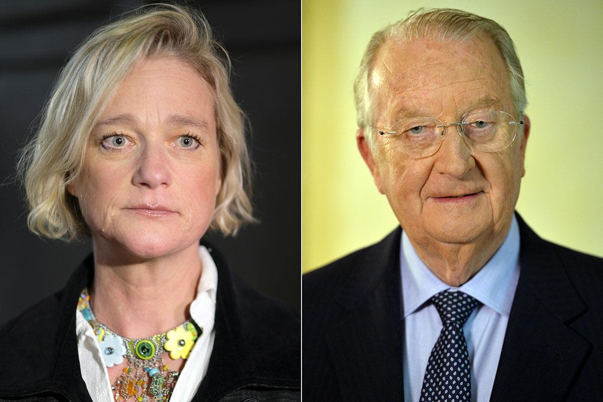 Belgique: la fille naturelle de l'ex-roi Albert désormais princesse