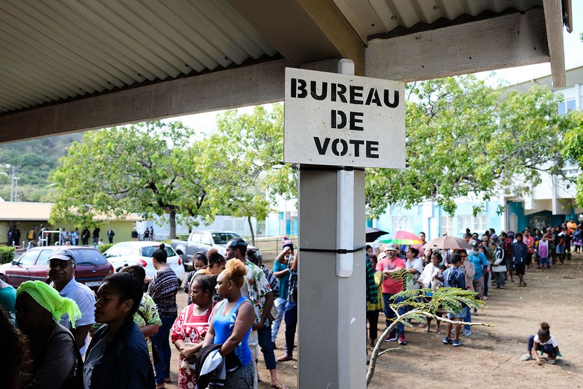 Nouvelle-Calédonie: un deuxième référendum, et après?