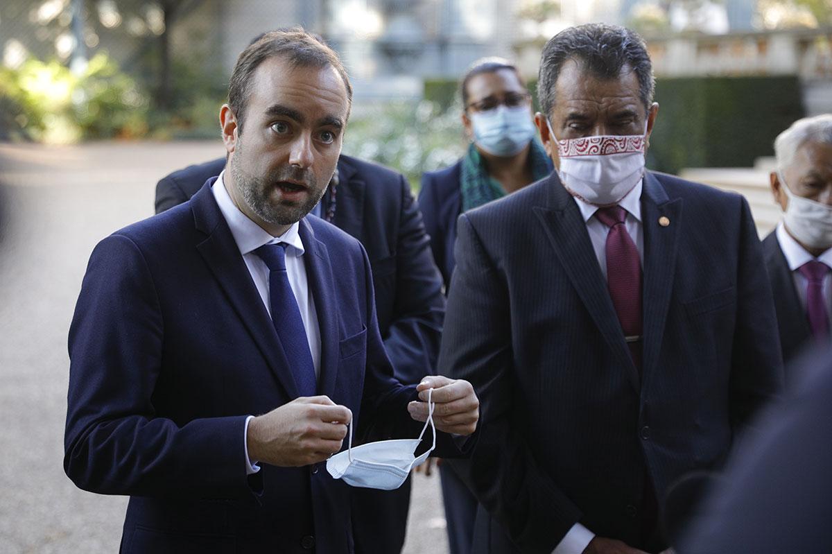 Le ministre des Outre-mer se rend en Nouvelle-Calédonie et se pliera à la quatorzaine