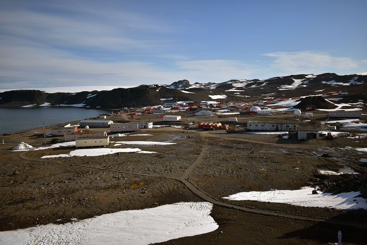 La péninsule Antarctique vit son année la plus chaude depuis plus de 30 ans
