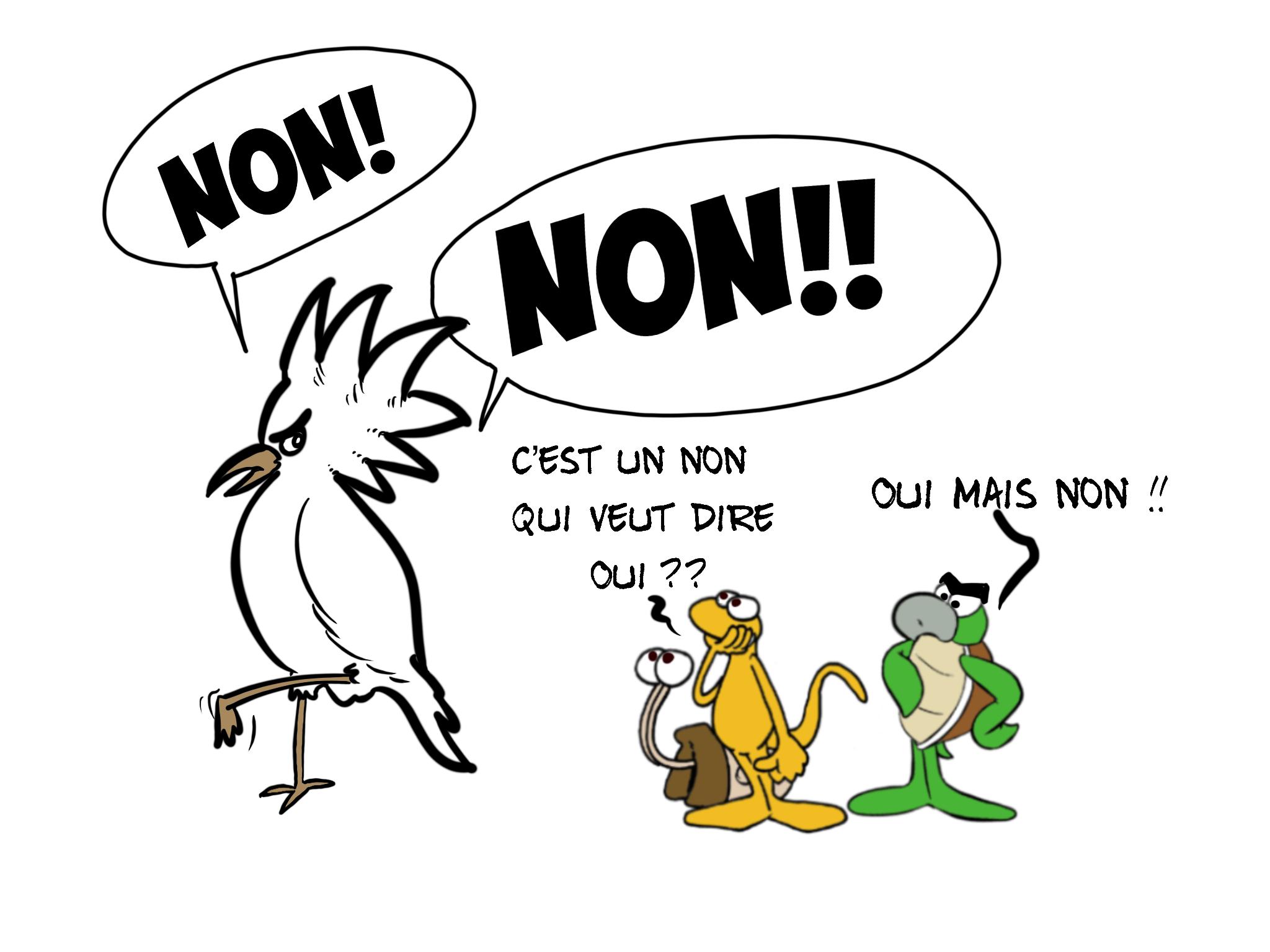 """""""Référendum sur le Caillou"""", par Munoz"""