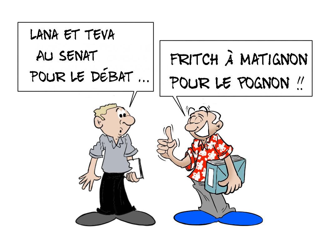 """""""Tous à Paris"""", par Munoz"""