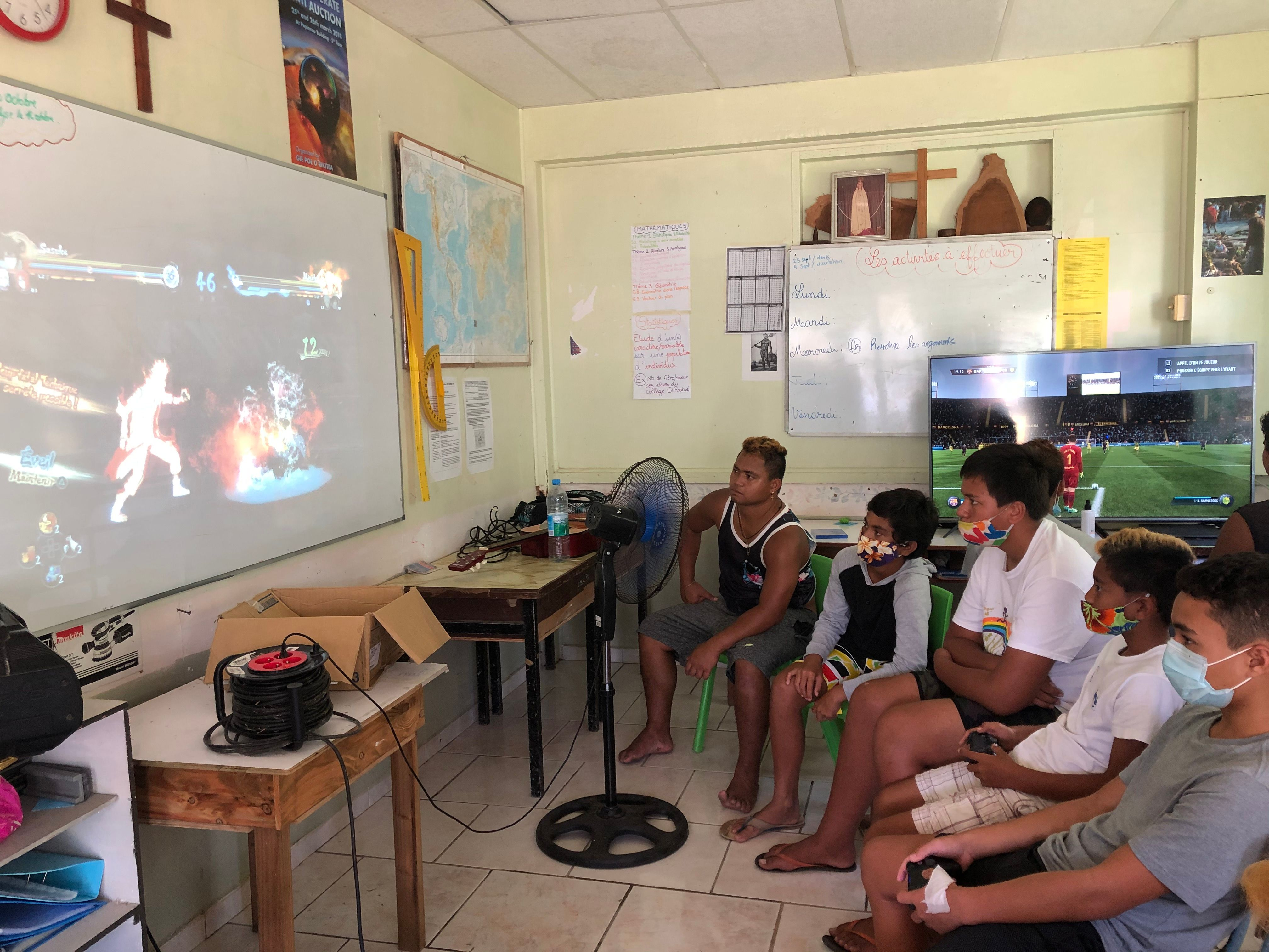 Levée de fonds pour des stages à Tahiti