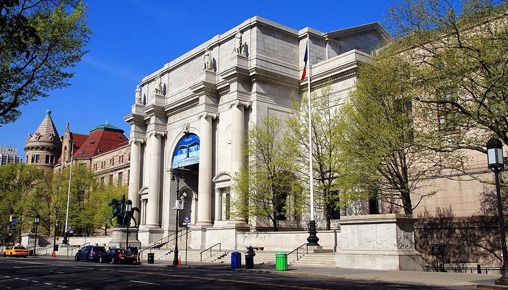 L'American Museum of Natural History (AMNH) pour le compte duquel eut lieu la grande expédition partie de Tahiti en 1920.