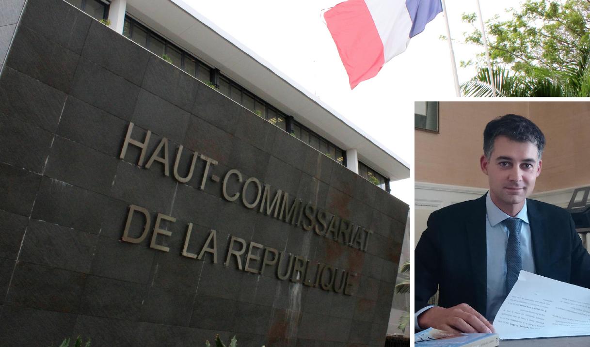 Cédric Bouet nommé directeur de cabinet du haussaire