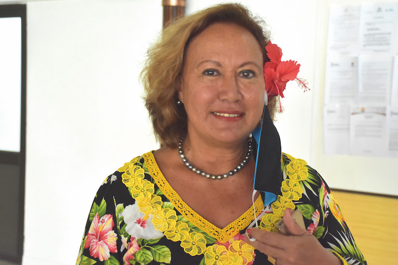 Minarii Galenon raconte son cancer du sein