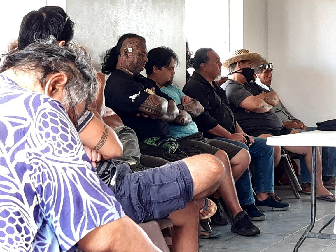 Joinville Pomare réclame 51% de Marama Nui