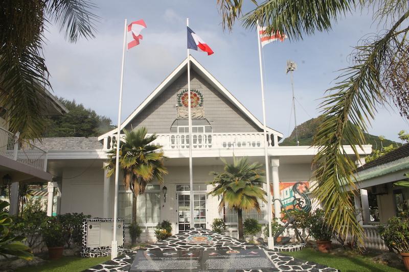 Vent de panique à la mairie de Uturoa après un cas Covid