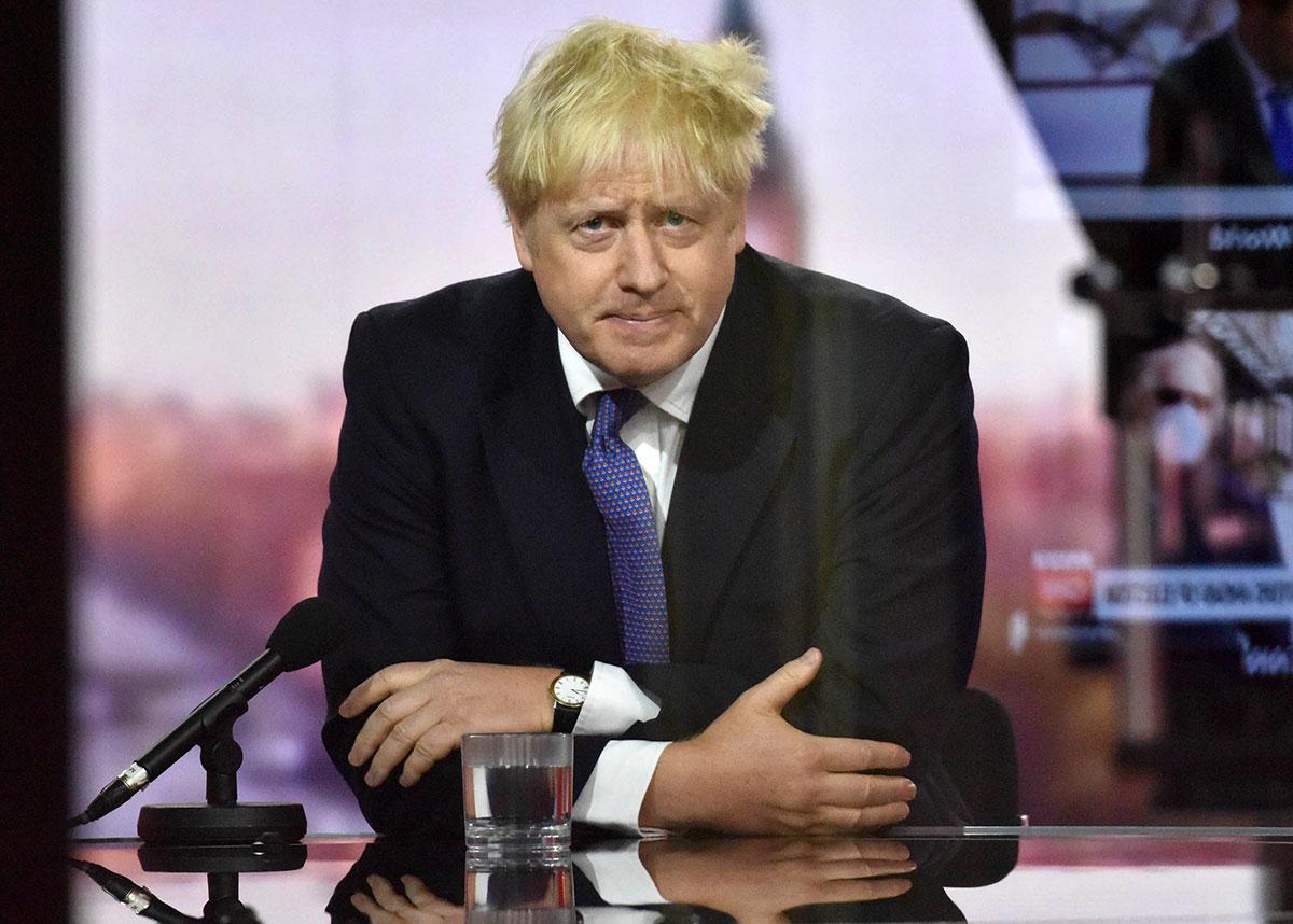 Brexit: l'UE déterminée face au coup de pression de Johnson