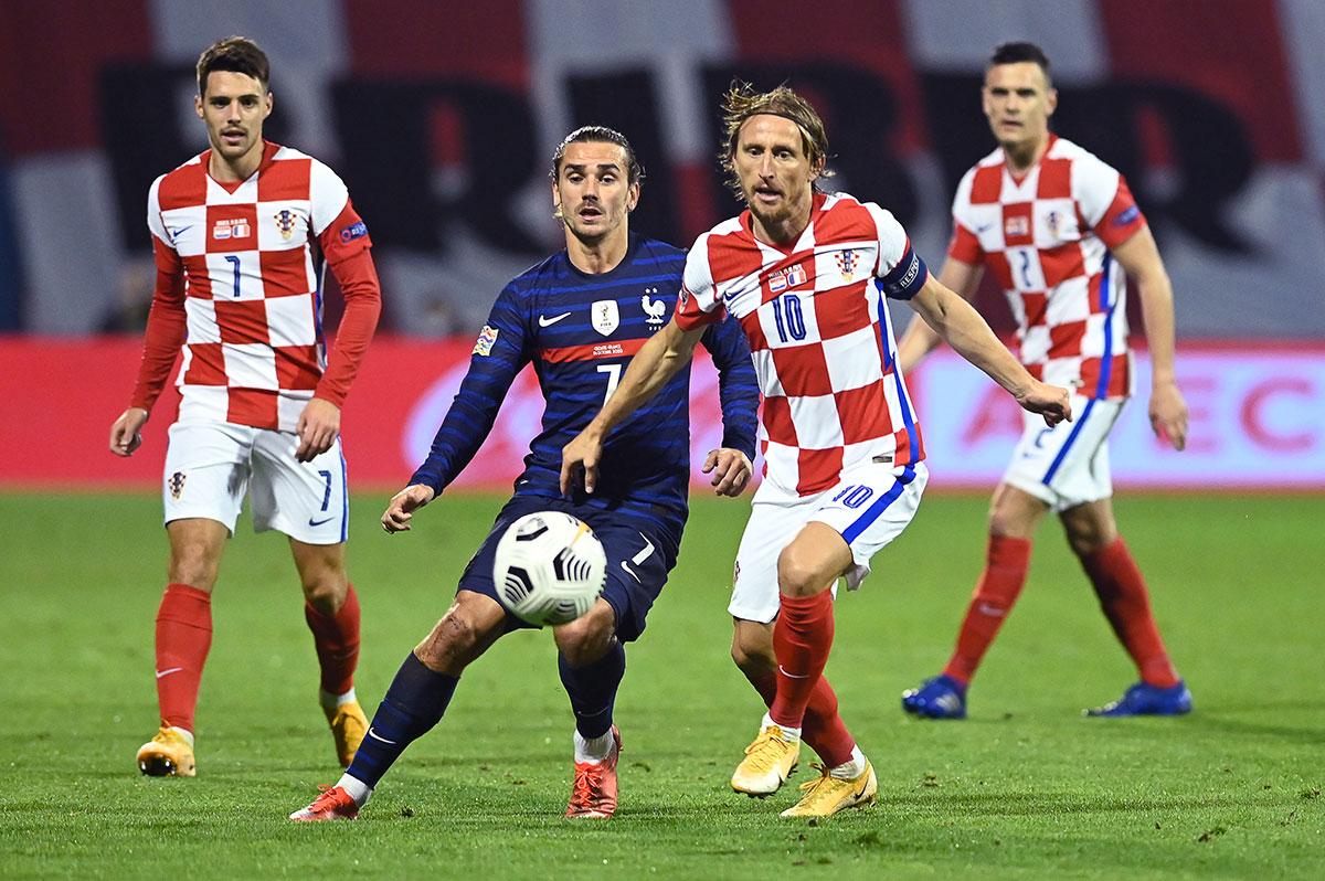 Ligue des nations: le duel France-Portugal continue, l'Angleterre et l'Italie coincent